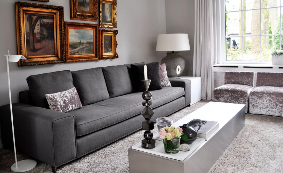 Modern interieur met antieke elementen - RAW Interiors
