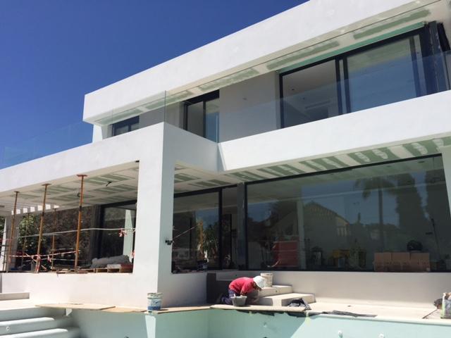 Villa te marbella raw interiors