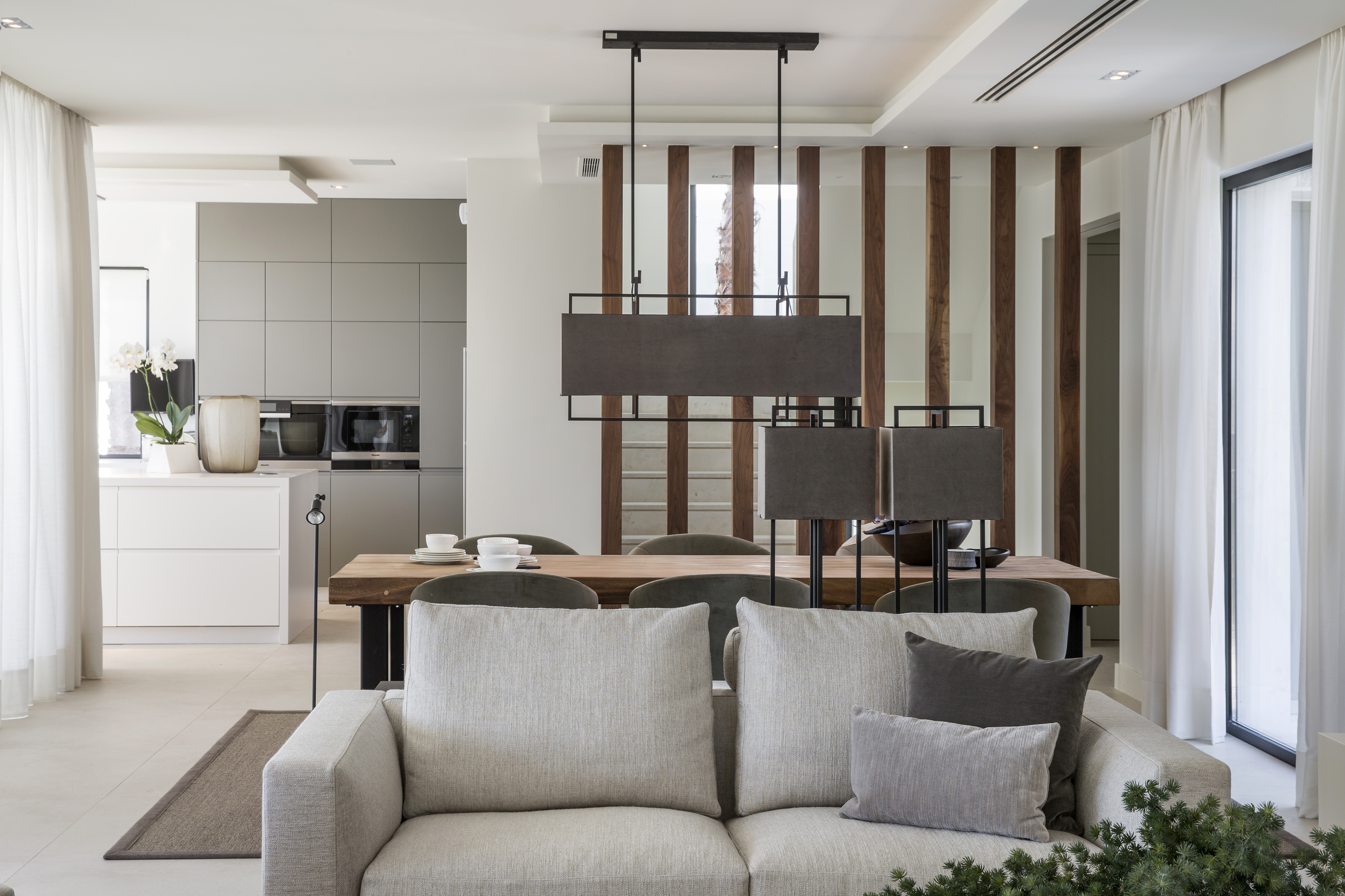 New villa marbella raw interiors