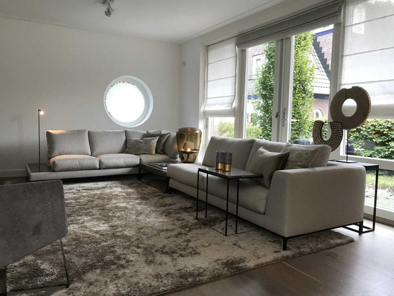 interieur met warme en luxe materialen oosterhout raw interiors